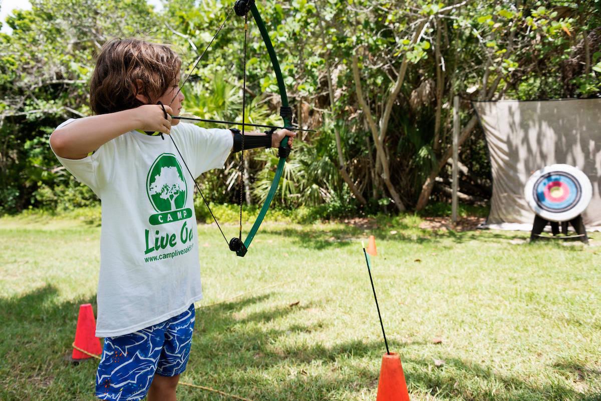 Archery Camp Archery For Kids