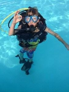 Scuba Diving Camp