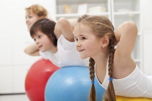 Should Kids Workout