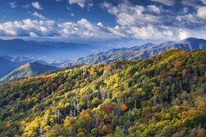 Smokey Mountain National Park