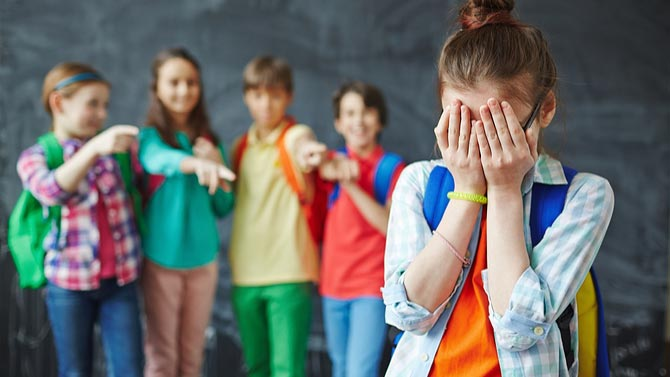 Bullying:  Make your Child Aware and Safe