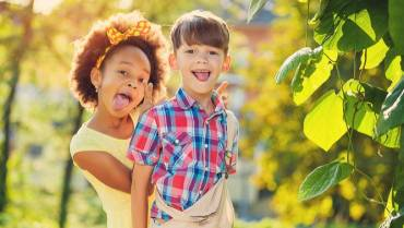 Ideas to get your kids outside