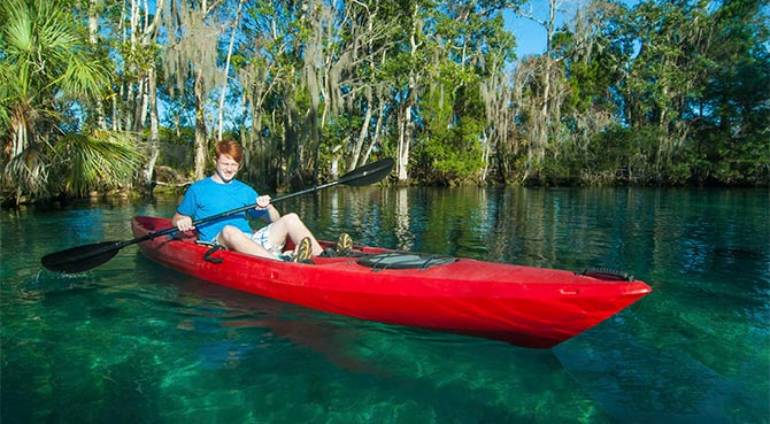 7 Tips For Kayaking With Kids In Fort Lauderdale