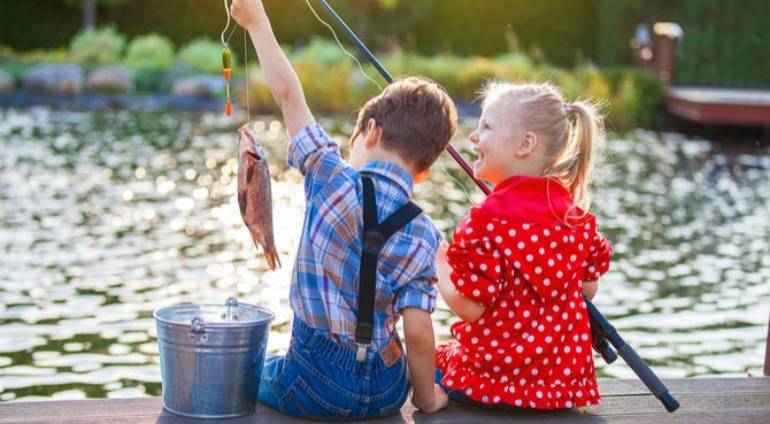 Fishing Camp in South Florida: 10 Benefits of Fishing Camp for Kids