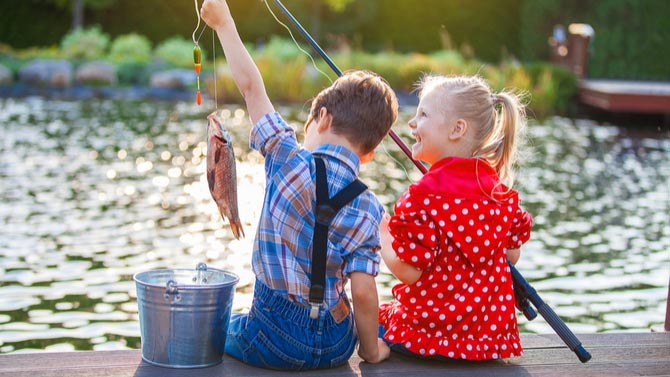 Fishing camp in south florida 10 benefits of fishing camp for Fishing camps for kids