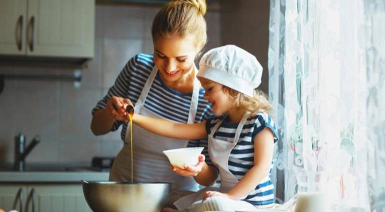 5 Kid-Friendly Recipes You'll Have A Blast Making With Your Kids