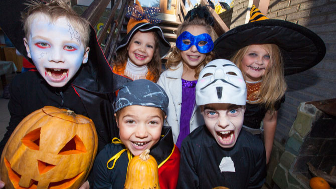 Halloween Safety Tips For Children 2017