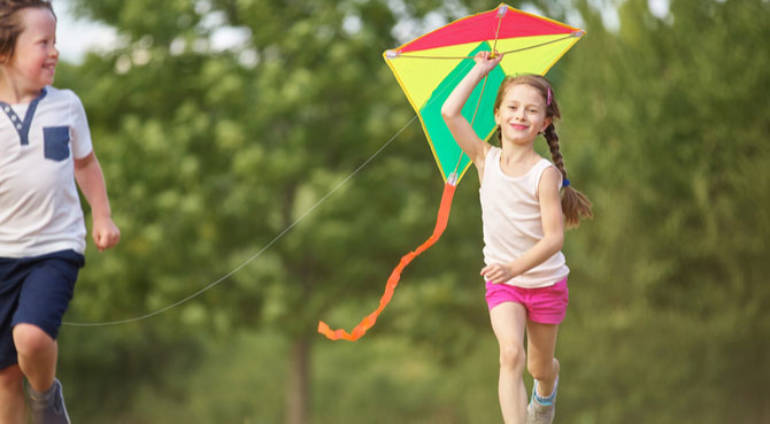 Kite Flying Tips and Tricks for Fall