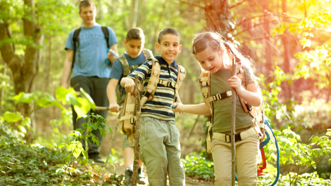 The Top Five Outdoor Activities for Fall in South Florida