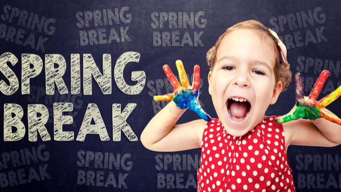 It's Almost Time – Don't Miss Spring Break Camp!