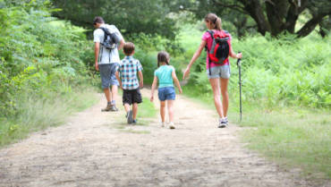 Day Trekking for Families