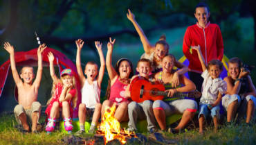 Is your Kid ready for Sleepaway Camp?