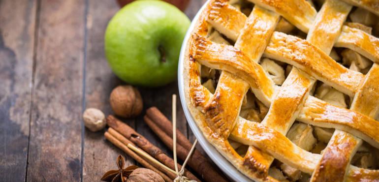 Pumpkin and Apple Pie Fall Fundraiser