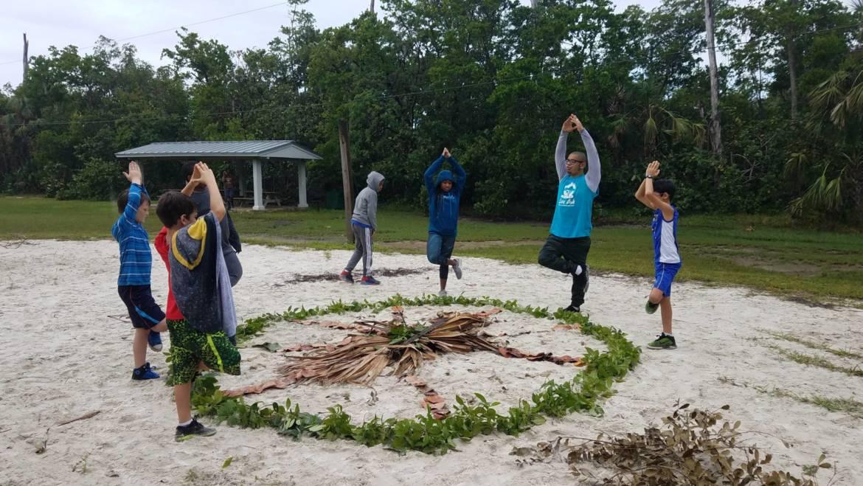 Fall Camp Program