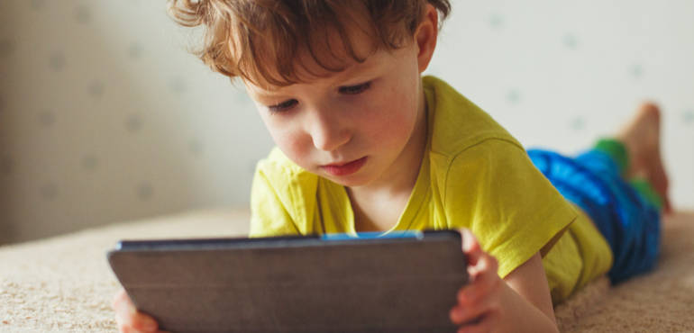 Avoiding Screen Time Overload with Camp