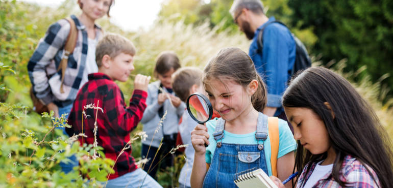 The Advantages of Camp for Kids