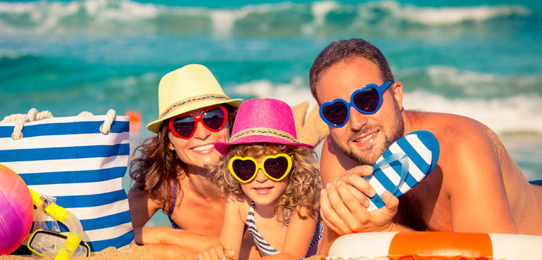 Five Summer Activities for the Whole Family